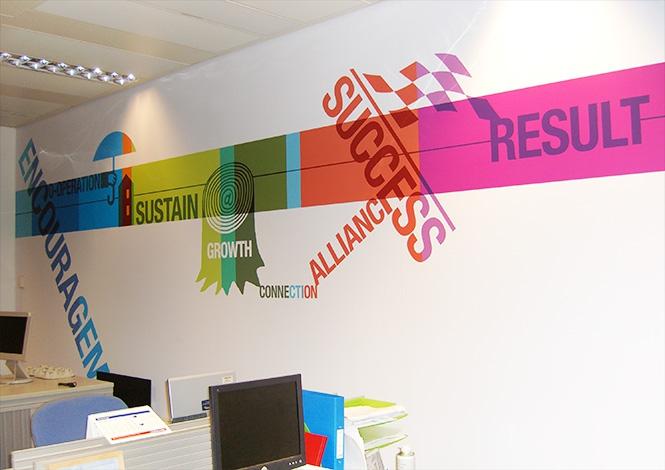 Wall Graphics 4