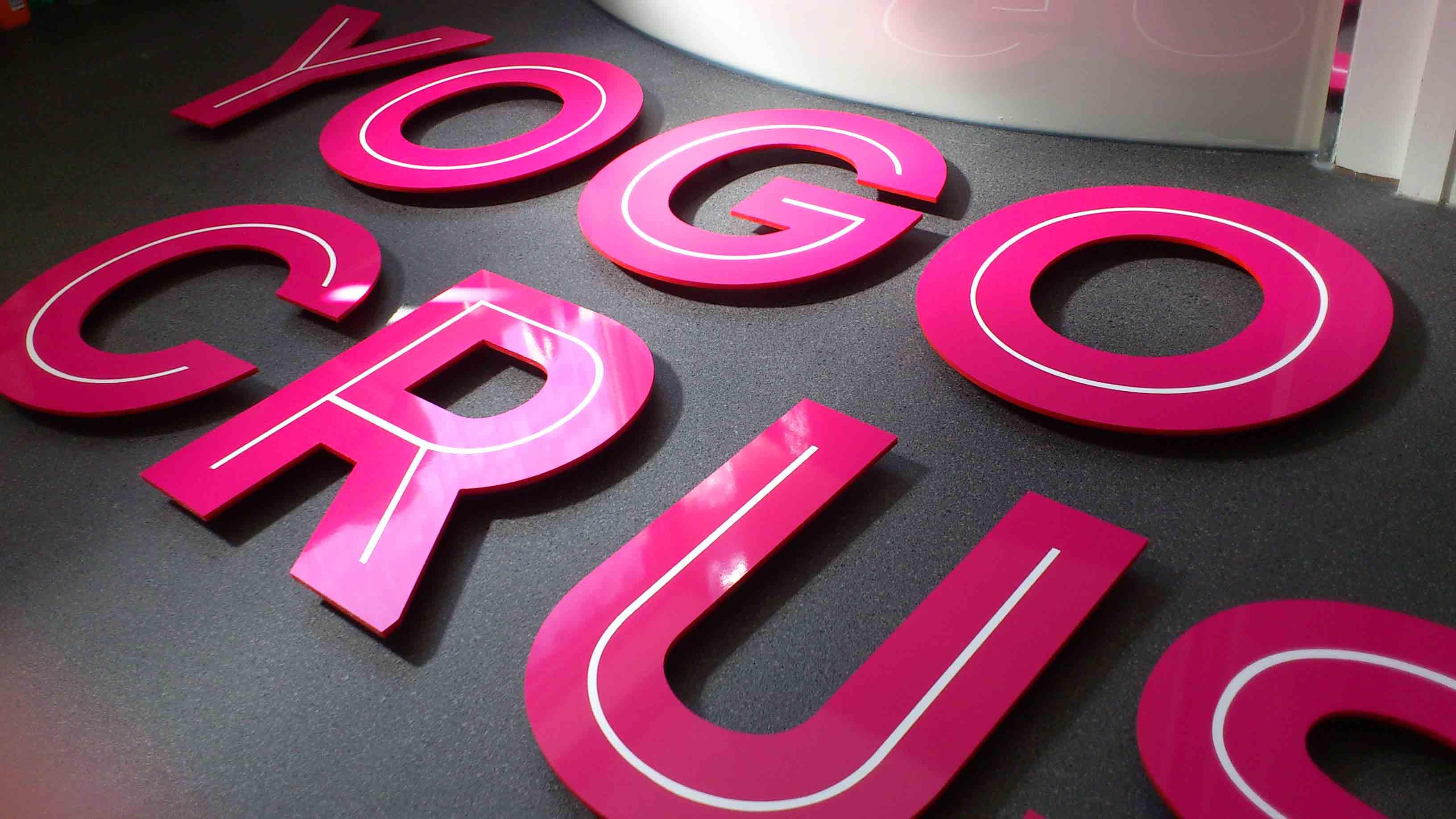 Acrylic signage (7)