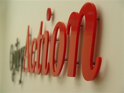 Acrylic signage (3)