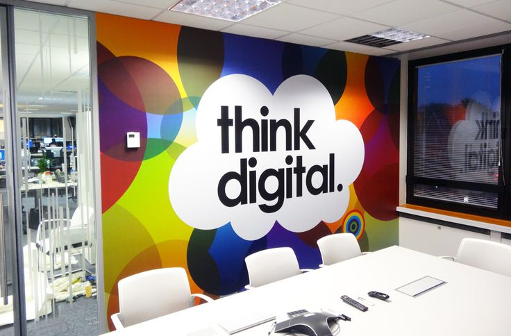 Wall Graphics Signage
