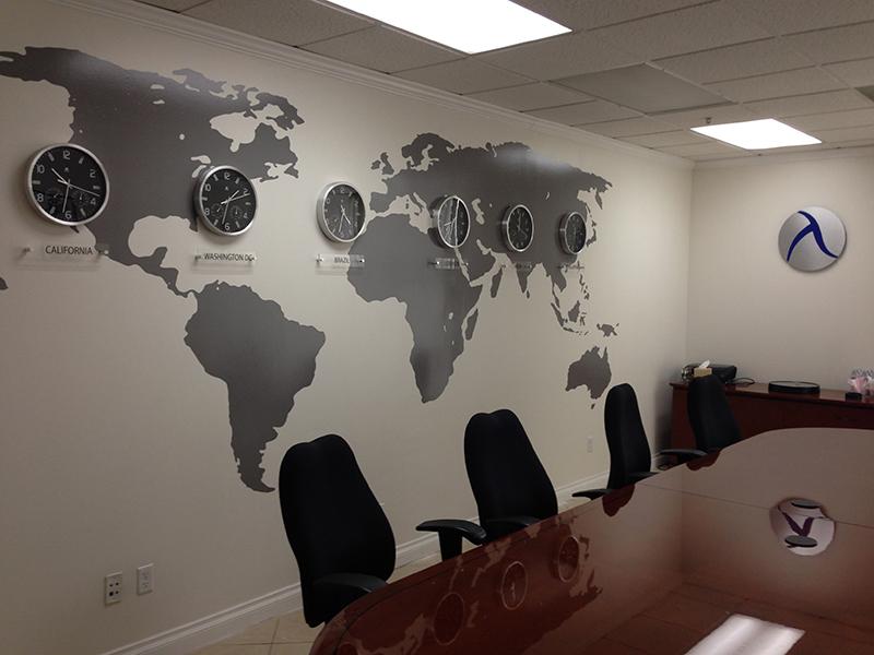 Wall Graphics 12